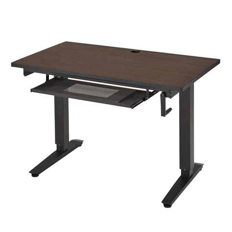 adjustable stand up desk adjustable stand up desk in desks and hutches