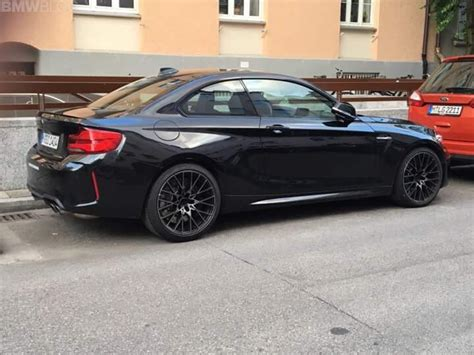 Bmw M2 Competition Photo by Spied Bmw M2 Competition In Munich