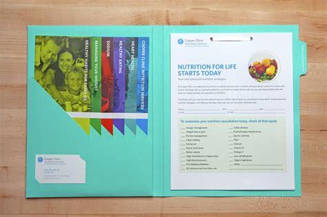 cooper aerobics nutrition sales kit graphis