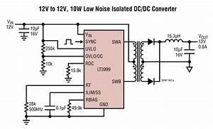 Lt3999 Typical Application Reference Design