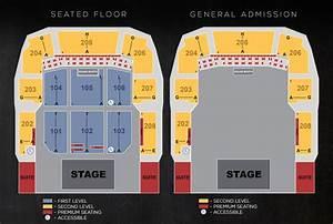 Premium Seats Bayou Music Center