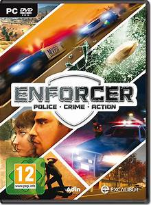 Enforcer Police Crime Action PC Games World Of Games