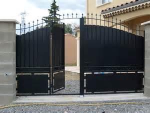 porte de garage avec portillon integre leroy merlin portail avec portillon int 233 gr 233 portail 1 battant 3m sfrcegetel