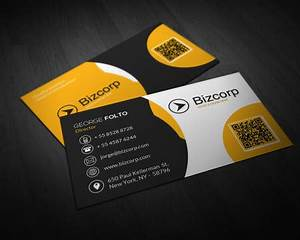 Professional and Creative Business Card Designs by ...