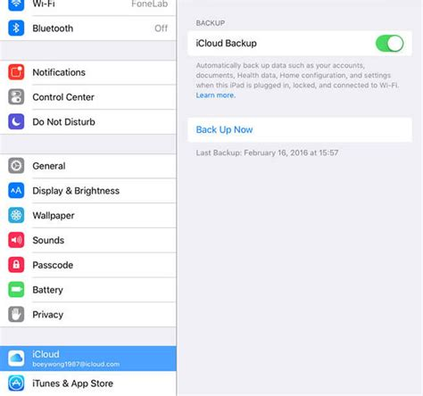 how do i backup my phone to icloud how to backup iphone
