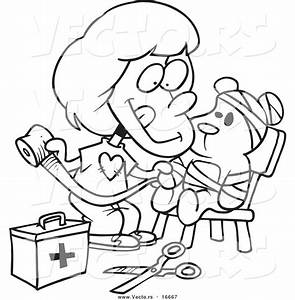 28  Collection Of Girl Scout First Aid Coloring Pages