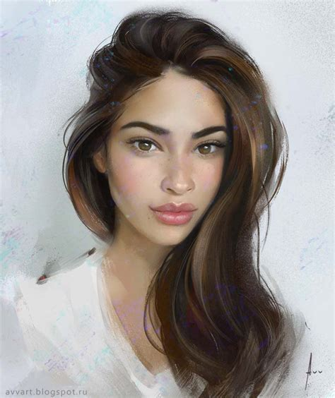 29,000+ vectors, stock photos & psd files. Beautiful Girls Portraits Illustration