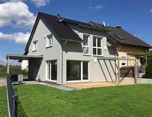 efficientor hauser eg holzhausde With französischer balkon mit markt sonnenschirm 4x4m