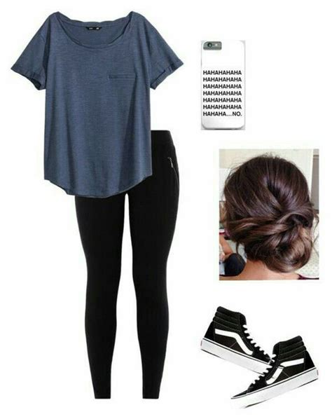 Cute Outfits With Leggings And Vans | www.pixshark.com ...
