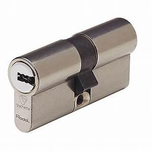 Canon De Serrure : cylindres profil s 4 cl s vachette comparer les prix de ~ Edinachiropracticcenter.com Idées de Décoration