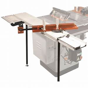 Industrial Sliding Table Attachment King Canada