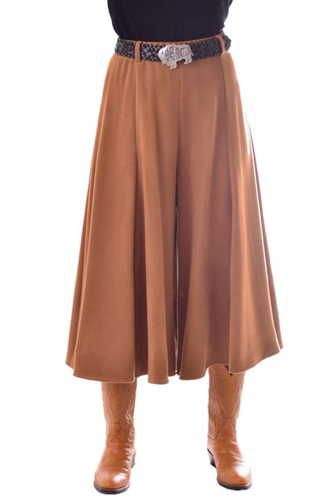 tobacco color dress in style western tobacco color gaucho