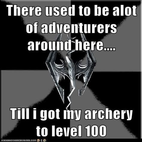 Funny Skyrim Memes - funny skyrim meme skyrim pinterest a well funny and my character
