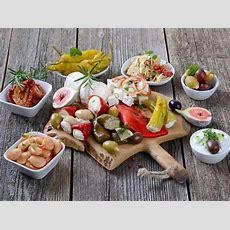 Ten Healthy Mediterranean Foods Saga