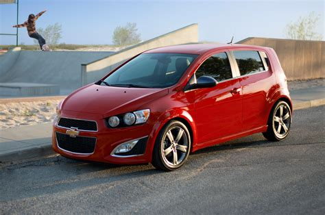 2015 Chevrolet Sonic  Information And Photos Zombiedrive