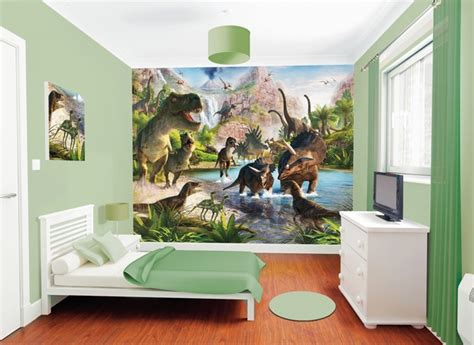 Kinderzimmer Junge Dino by Dinosaurier Kinderzimmer Ideen