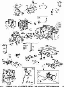 Briggs And Stratton 401417