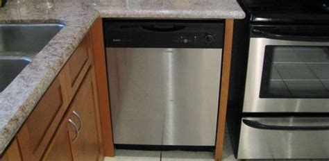 install  dishwasher  existing cabinets diy