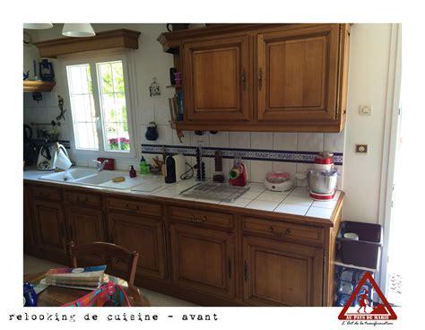relooking cuisine rustique relooking d une cuisine rustique photos de conception de