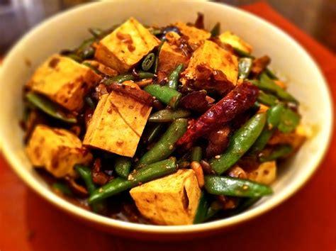 tofu stir fry tofu veggies and peanut stir fry eating in instead