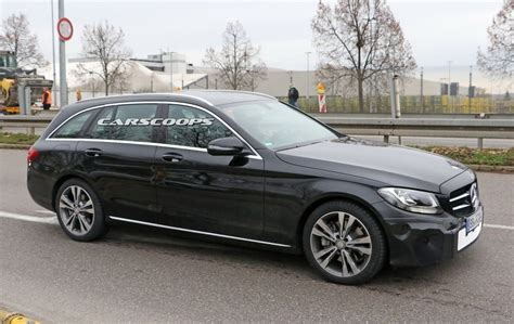 lifted mercedes sedan facelifted mercedes c class sedan and estate reveal