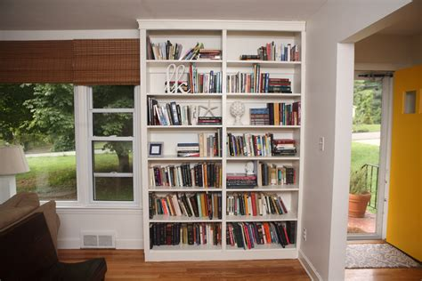 ana white built  bookshelves diy projects