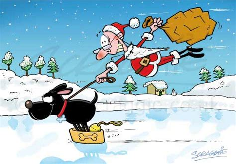 cartoon christmas cards festival collections