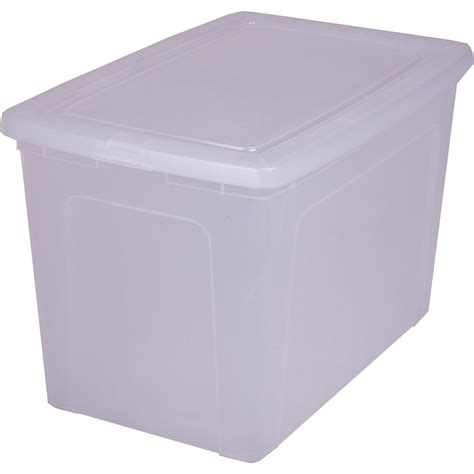 ikea boite plastique de rangement bo 238 te de rangement modular box en plastique l 39 5 x p 59 5 x h 37 8 cm 70l leroy merlin