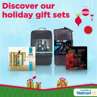 walmart gift card giveaway holiday gift sets