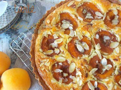 recettes de tarte aux abricots et p 226 te sabl 233 e