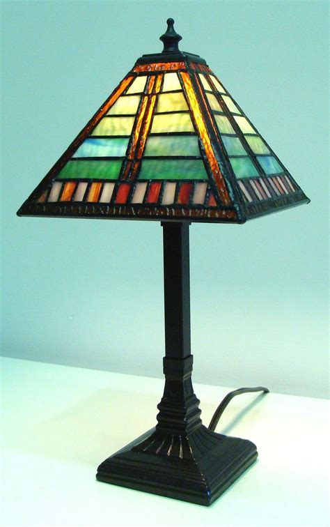 538 best SG Lamps images on Pinterest   Stained glass