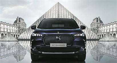 Louvre Ds Edition Crossback Ds7 Carscoops Tense