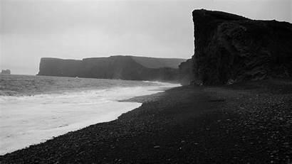 Sand Beach Iceland Trip River Kuldarleement Eu