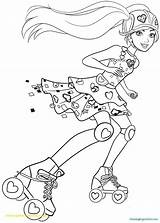 Barbie Coloring Pages Game Hero Games Fortnite Printable Roller Colouring Printables Napisy Sheets Print Birijus Valid Save Getcoloringpages Getcolorings Colorings sketch template