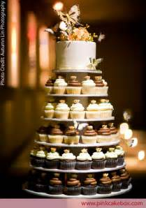 tiered serving stand autumn wedding cupcake tree wedding cupcake stands