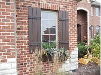 wood exterior shutters Benefits of buying exterior wood shutters | Drapery Room Ideas