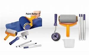 rouleaux de peinture avec reservoir integre et accessoires With rouleau peinture avec reservoir