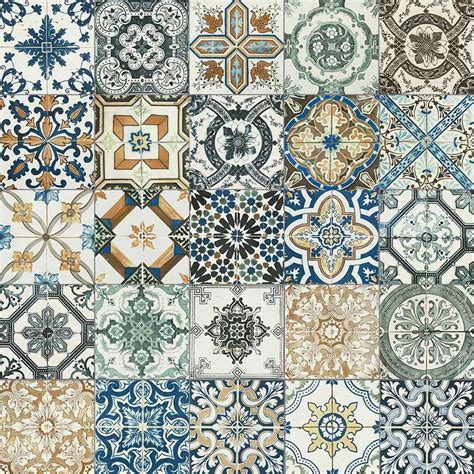 Fliesen Muster by 20x20cm Nikea Mix Pattern Tile Set Laundry Kitchens And