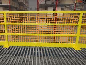 rackguard pallet rack safety netting