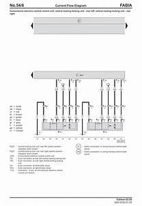 Rear Door Lock Diagram Explanation