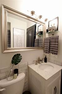 my houzz classic black and white design in a chicago With houzz black and white bathroom