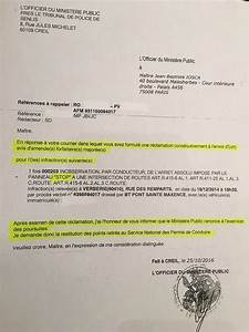 Retention De Permis Vice De Procedure : 25 ocotbre 2016 classement sans suite apr s contestation d une contravention pour non respect ~ Gottalentnigeria.com Avis de Voitures