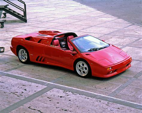 LAMBORGHINI Diablo Roadster specs & photos - 1996, 1997 ...