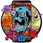 Graffiti Devil Skull Theme Tricks Onlinehackz Answers