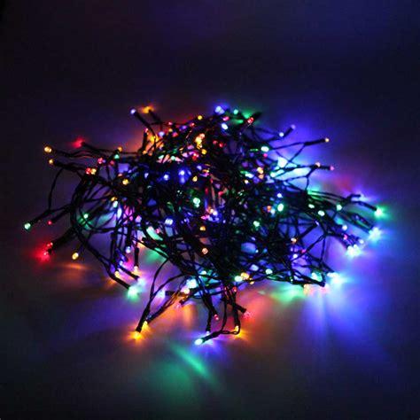 200 led solar power string lights