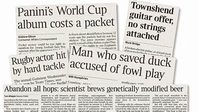 Headline Times Competition