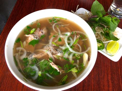 cuisine pho s pho conquers oakland with traditional