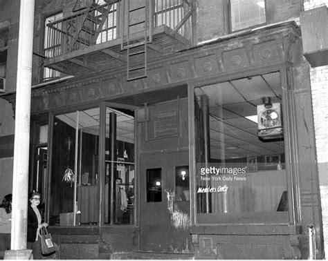 Ravenite Social Club 247 Mulberry St | Mafia crime ...
