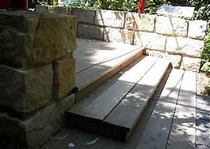 Gartentore Aus Holz Bilder : gartentreppe aus holz holzstufen richtigetrittl nge ~ Michelbontemps.com Haus und Dekorationen