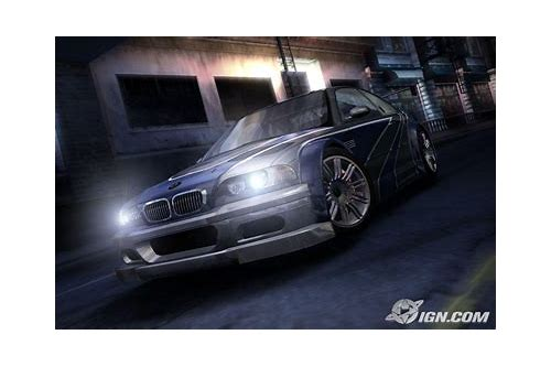 Nfs Carbon Bmw M3 Gtr In Career Mod - NYC